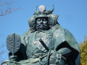 武田 信玄像の写真